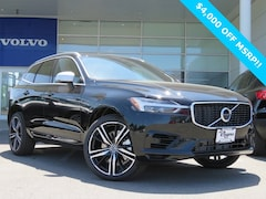 New 2019 Volvo XC60 Hybrid T8 R-Design SUV for sale in Columbus, OH