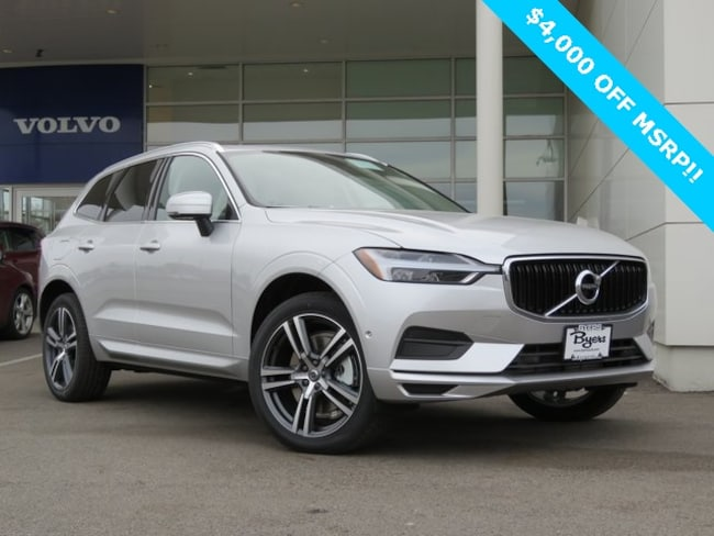 New 2019 Volvo XC60 T6 Momentum SUV in Columbus, OH