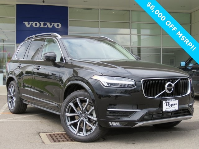 New Volvo Cars Suvs For Sale In Columbus Oh Byers Volvo Cars