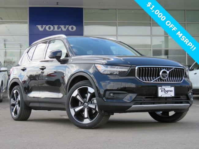 New 2019 Volvo XC40 T5 Inscription SUV in Columbus, OH