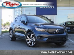 2022 Volvo XC40 Recharge Twin Pure Electric Ultimate SUV in Columbus, OH