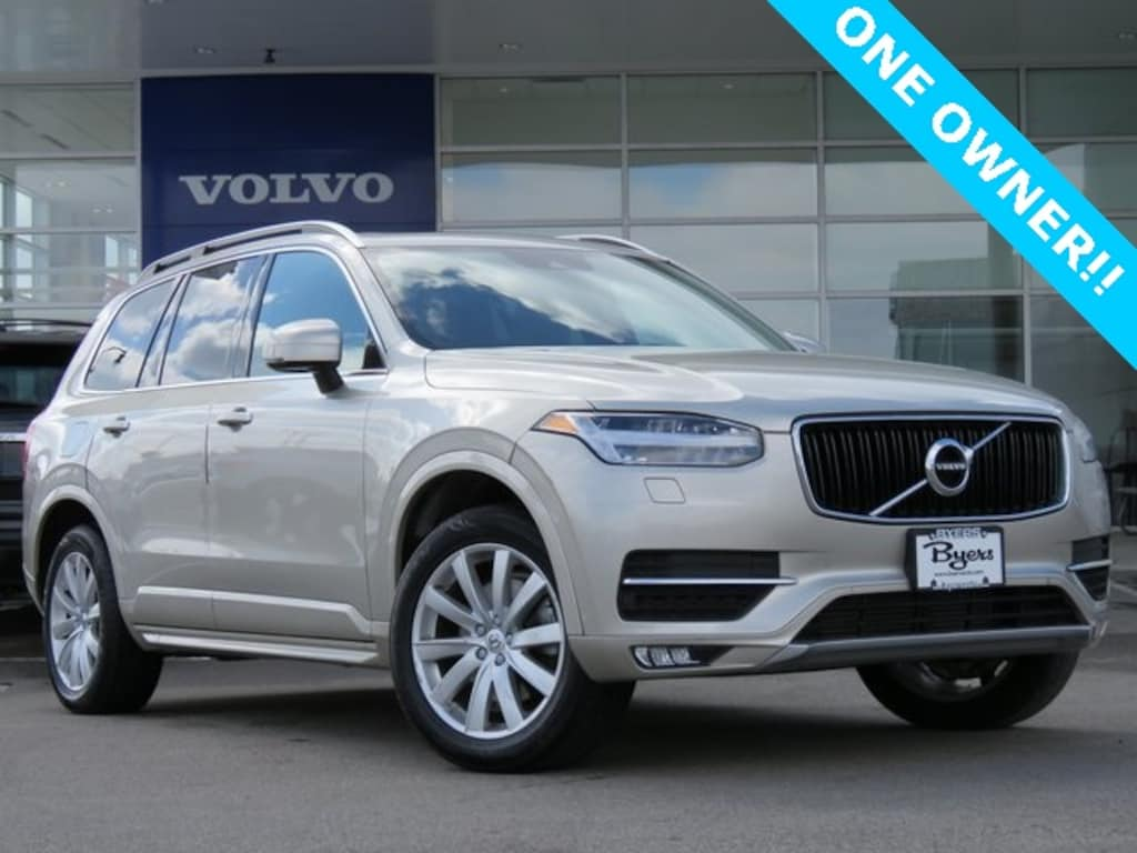 Who Owns Volvo >> Certified Used 2018 Volvo Xc90 T6 Momentum For Sale In Columbus Oh