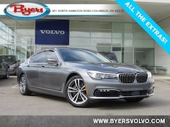 Used 2016 BMW 7 Series 740i Sedan For Sale in Columbus, OH