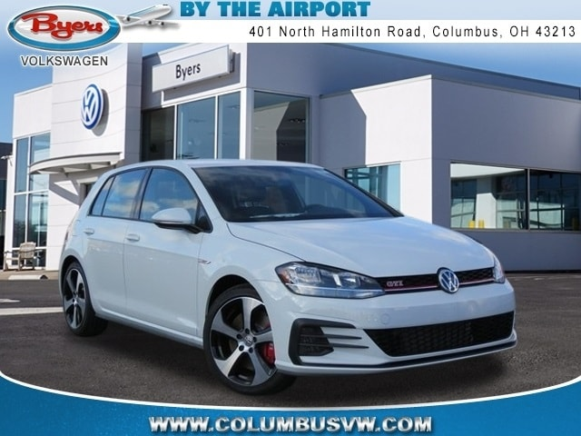 New 2019 Volkswagen Golf GTI For Sale at Byers Imports | VIN