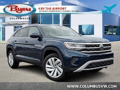 2020 Volkswagen Atlas Cross Sport 3.6L V6 SE w/Technology 4MOTION SUV