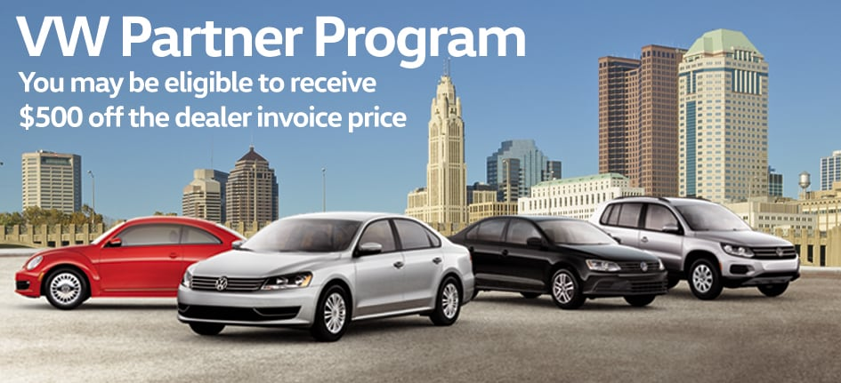 Byers Volkswagen New Volkswagen Dealership In Columbus OH - Vw atlas dealer invoice