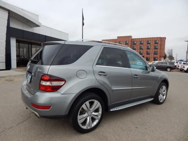 Used 2010 Mercedes-Benz M-Class For Sale at Byford Auto Group | VIN