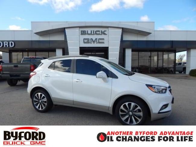 2018 Buick Encore Premium SUV