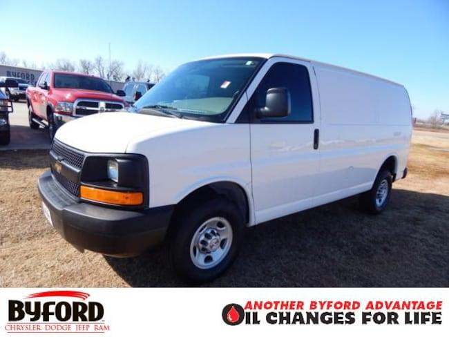 Work Van For Sale >> Used 2016 Chevrolet Express 3500 Work Van For Sale Duncan Ok