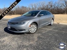 2016 Chrysler 200 LX Sedan