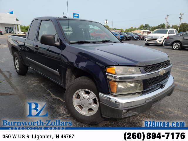 2008 Chevrolet Colorado Truck Extended Cab