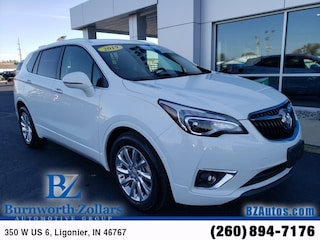 Certified Used 2019 Buick Envision Essence SUV in Ligonier, IN