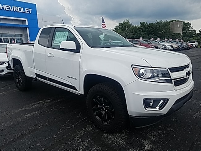 2018 Chevrolet Colorado Z71 Truck Extended Cab