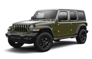 2021 Jeep Wrangler UNLIMITED ALTITUDE 4X4 Sport Utility