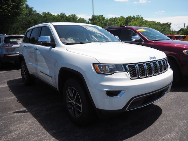 New 2018 Jeep Grand Cherokee LIMITED 4X4 Sport Utility Lewisburg, PA