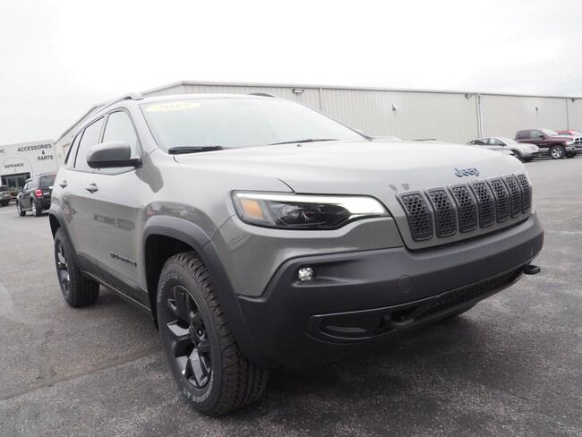 New 2019 Jeep Cherokee UPLAND 4X4 Sport Utility Lewisburg, PA