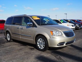 2016 Chrysler Town & Country Limited Platinum-Navi/DVD Limited Platinum  Mini-Van