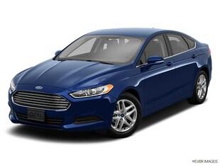 2015 Ford Fusion SE AWD SE  Sedan