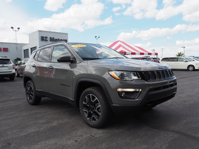New 2019 Jeep Compass UPLAND 4X4 Sport Utility Lewisburg, PA