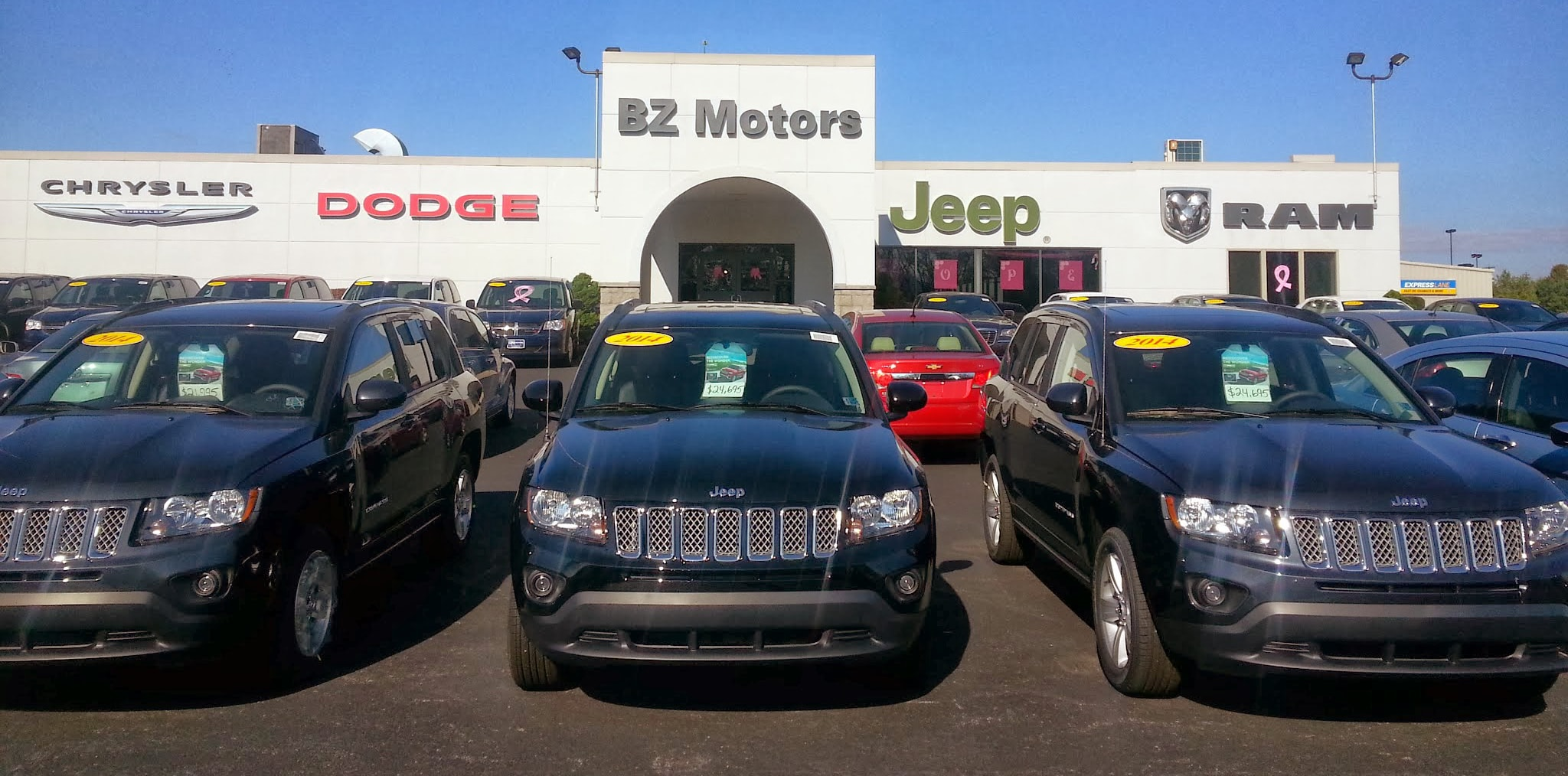 chrysler dodge jeep ram fiat dealer
