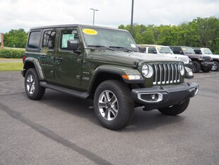 2020 Jeep Wrangler UNLIMITED NORTH EDITION 4X4 Sport Utility
