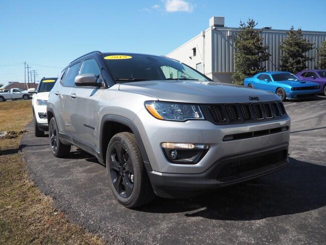 New 2019 Jeep Compass ALTITUDE 4X4 Sport Utility Lewisburg, PA
