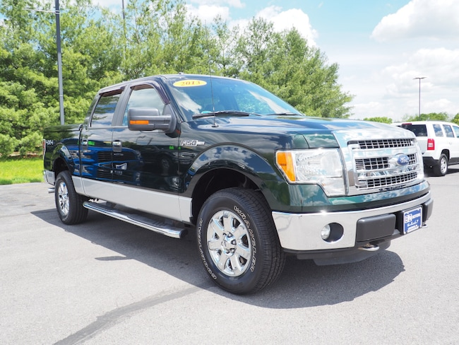 Used 2013 Ford F-150 XLT 4x4 XLT  SuperCrew Styleside 5.5 ft. SB Lewisburg, PA