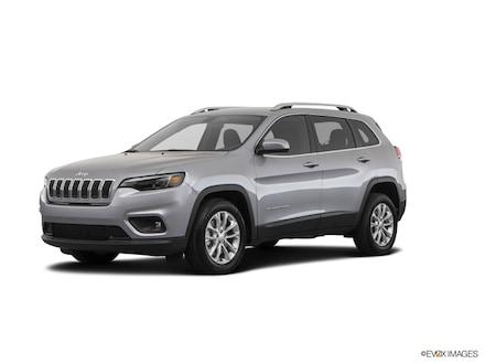 2019 Jeep Cherokee Latitude 4x4 Latitude  SUV