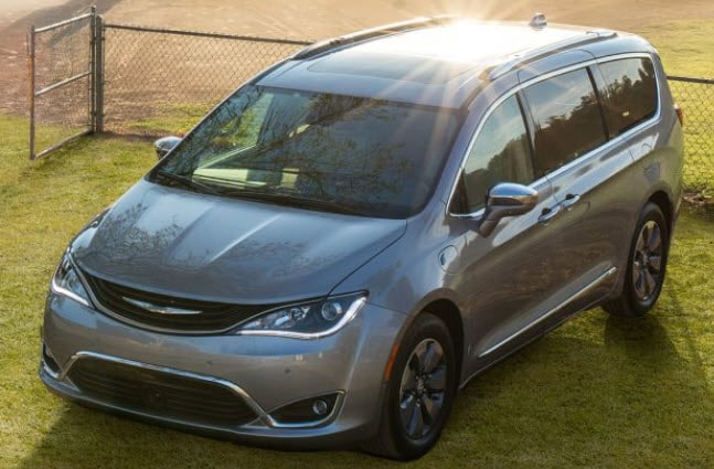 Chrysler Pacifica Trim Levels Lewisburg Pa B Z Motors