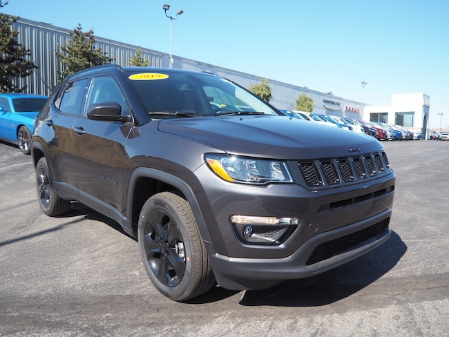 New 2019 Jeep Compass ALTITUDE 4X4 Sport Utility Lewisburg, PA
