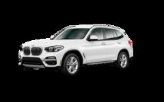 2019 BMW X3 sDrive30i SAV 8 speed automatic