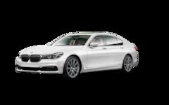 2018 BMW 740i Sedan