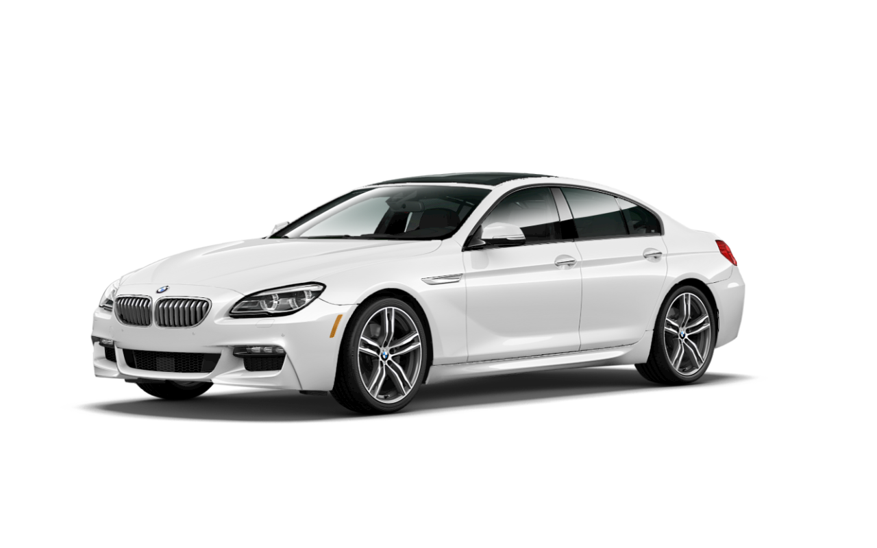 2018 BMW 6 Series 650i xDrive Gran Coupe Gran Coupe