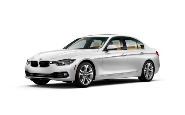 New 2018 BMW 3 Series 328d xDrive Sedan near Rogers, AR