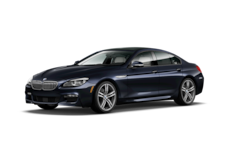 2018 BMW 650i Gran Coupe