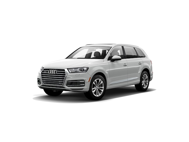 New 2019 Audi Q7 3.0T Premium SUV WA1AAAF72KD011437 Near Los Angeles