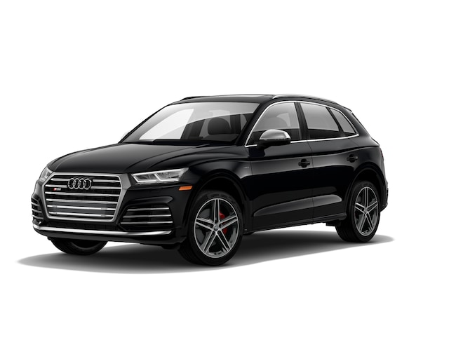 New 2018 Audi SQ5 3.0T Premium Plus SUV Brookline MA