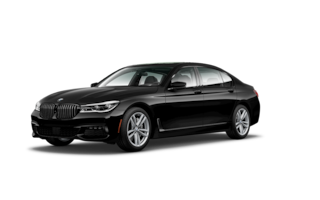 2019 BMW 750i xDrive Sedan ann arbor mi