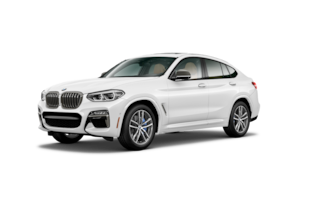 New 2019 BMW X4 M40i SUV for sale in Colorado Springs