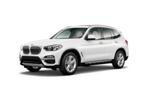 New 2019 BMW X3 sDrive30i SUV in Montgomery