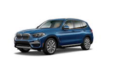 New 2018 BMW X3 xDrive30i SAV 5UXTR9C50JLD72129 for Sale in Johnstown