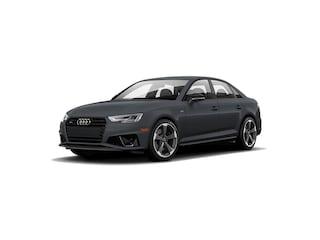 2019 Audi S4 Premium Plus Sedan