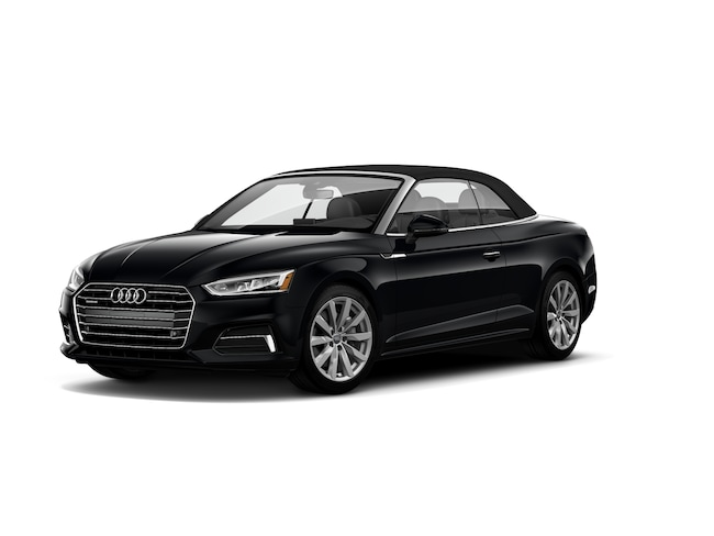 New 2018 Audi A5 2.0T Premium Plus Cabriolet for sale in Amityville, NY