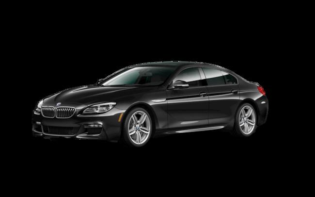 2018 BMW 6 Series 640i Xdrive Gran Coupe Gran Coupe All-wheel Drive