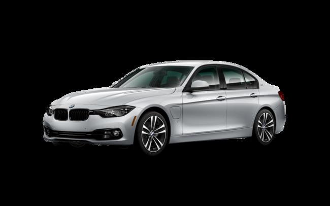 New 2018 BMW 330e 330e iPerformance Sedan Near Escondido