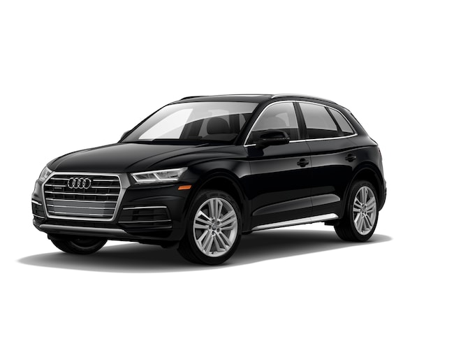 New 2019 Audi Q5 2.0T Premium Plus SUV For Sale Lubbock, TX