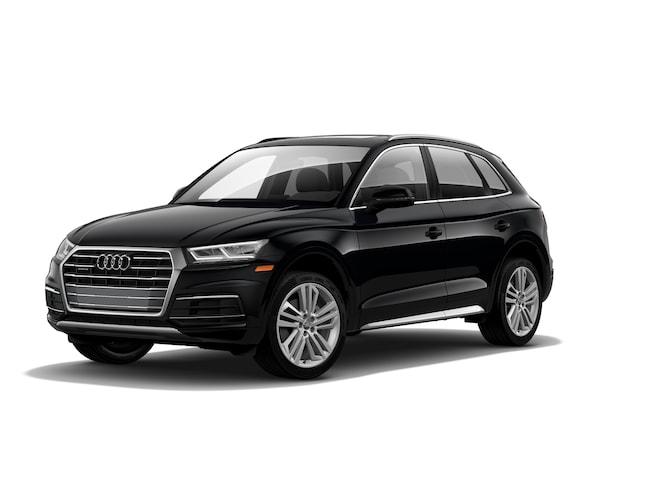 New 2019 Audi Q5 Premium Plus SUV for sale in Hyannis, MA at Audi Cape Cod