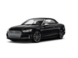 New 2018 Audi S5 3.0T Premium Plus Cabriolet near Smithtown, NY