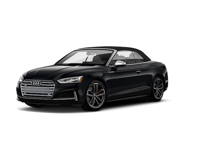 2018 Audi S5 3.0T Premium Plus Cabriolet