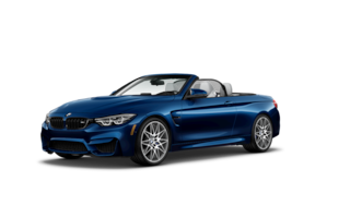 New 2018 BMW M4 Convertible WJ63510 near Rogers, AR
